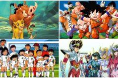 Los 7 grupos de amigos que marcaron nuestra infancia, ¡nos encantan los dibujos animados!