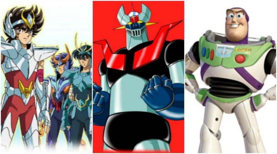 Los 7 personajes con armadura que nunca olvidaremos, ¡eran increíbles!