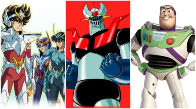 Los personajes con armadura que nunca olvidaremos