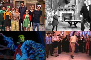 ¿Recuerdas estas 8 famosas escenas de baile? Te vas a contagiar y no te podrás quedar quieto
