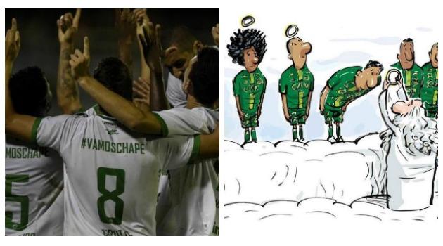 Chapecoense gana su primer partido en la Libertadores y le dedica el triunfo a sus compañeros