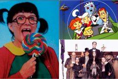 5 películas en que la 'Chilindrina' ha participado. ¿Sabías que hizo parte de 'Los locos Addams'?