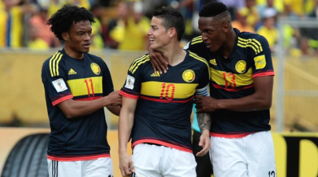 Colombia confirma dos partidos amistosos con grandes rivales de Europa