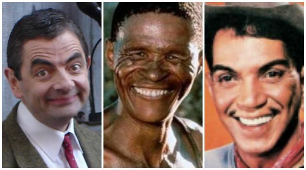 Los personajes más divertidos del cine y la televisión
