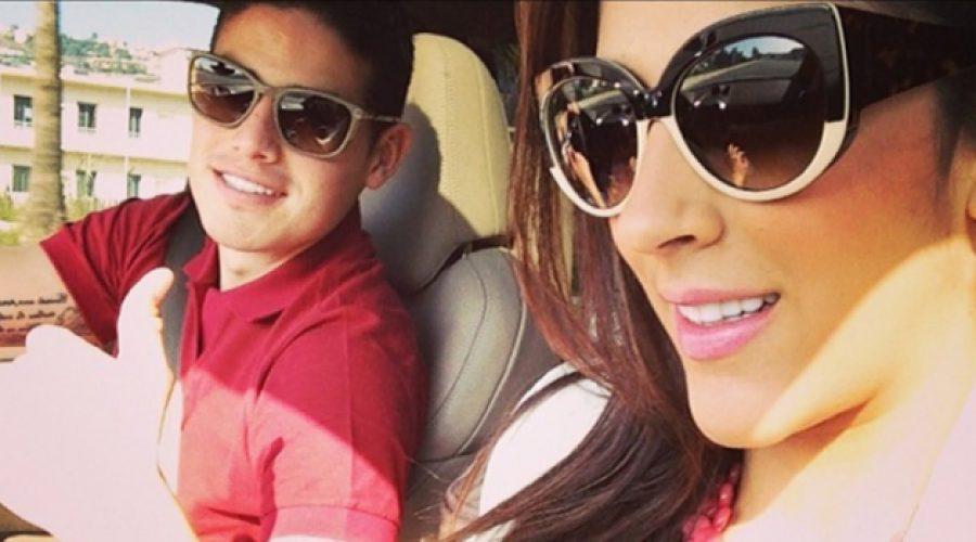 Daniela Ospina la esposa de James Rodriguez saldrá en revista para hombres