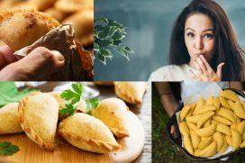 5 razones por las que amamos la empanada ? ¡Es la perfección hecha comida! ??