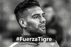 Fuerza 'Tigre' la Selección te necesita. ¡44 millones de corazones están contigo!