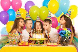 7 cosas que harán del cumpleaños de tus niños algo inolvidable