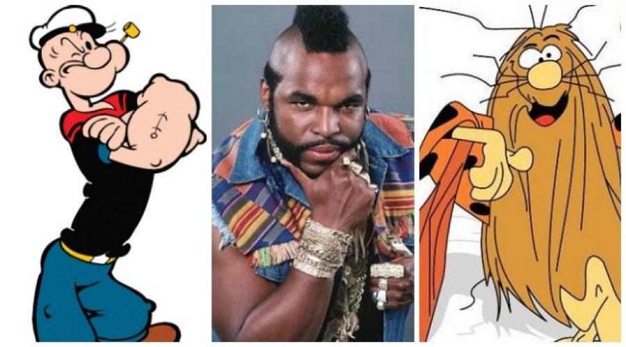 Los 7 personajes más 'fortachones' de la televisión que jamás olvidaremos
