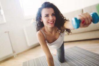 ¿Te gusta el ejercicio? haz un gimnasio en casa