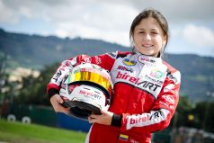 La niña de 12 años que es la única mujer en el CIK-FIA Karting, ¡ORGULLO COLOMBIANO!