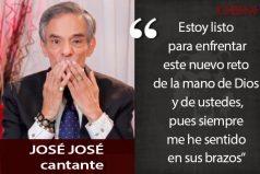 ¿Recuerdas a José José? Confirma una TRISTE noticia