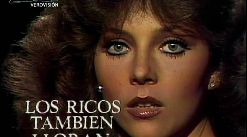 Así luce Verónica Castro 38 anos después de protagonizar la novela 'Los ricos también lloran'