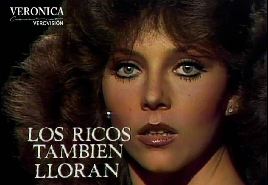 Así luce Verónica Castro 37 años después de protagonizar la novela 'Los ricos también lloran'