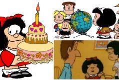 En su cumpleaños 55, recordamos 5 veces en que Mafalda nos ha dicho la verdad como nadie