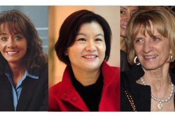Las 8 mujeres que tienen más dinero que Donald Trump, ¡poder femenino!