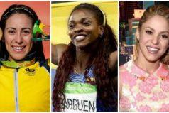 Las 6 colombianas que dejan al país en lo más alto, ¡DIVINAS!
