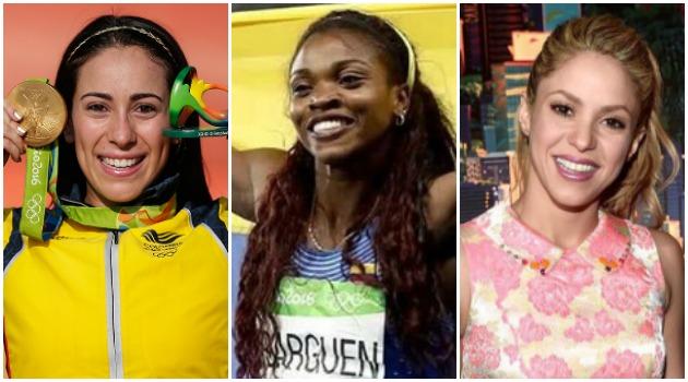 Las colombianas que dejan al país en lo más alto ¡Feliz día mujeres!
