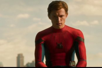 El actor Tom Holland tardaba 45 minutos en ponerse el traje de 'Spider-Man'