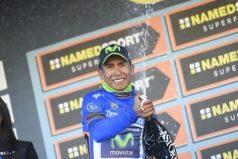 Nairo Quintana está sano y salvo, noticia más que confirmada