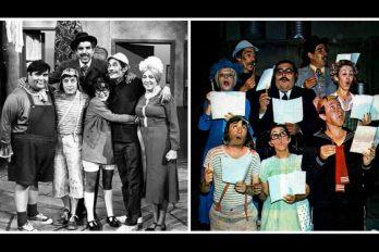 El homenaje a los personajes de El Chavo que aún viven, ¡te hará llorar de emoción!
