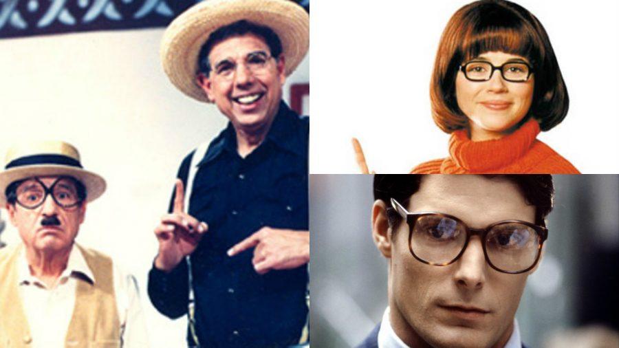 5 personajes con gafas que lograron robarnos el corazón