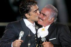 Hijo de Vicente Fernández habla de su padre, ¡una noticia increíble!
