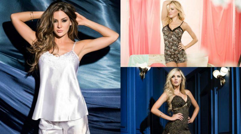 7 pijamas perfectas para sentirte hermosa y enamorar