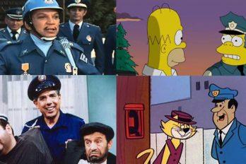 Los 8 policías mas queridos del mundo ¿Los recuerdas?