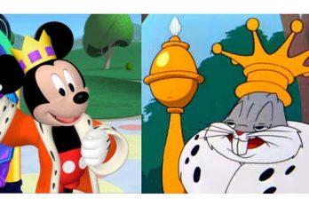 ¿Y tu qué prefieres Disney o Warner, recuerdas a sus personajes?