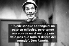 Don Ramón y sus 11 frases memorables