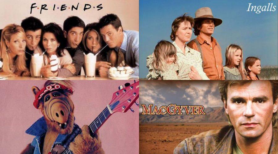 Las series mas influyentes de la televisión, seguro tu también las recuerdas