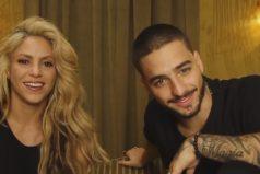 Maluma quiere seguir los pasos de Shakira, ¡like por estos colombianos!