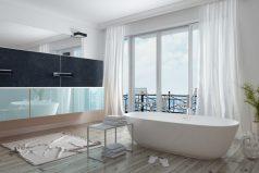 5 elementos que harán de tu baño un espacio para no salir nunca.