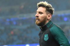 FIFA suspende a Messi por 4 partidos por insultar al árbitro