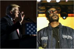 "Donald Trump arremete contra Snoop Dogg por video en que le ""dispara"""