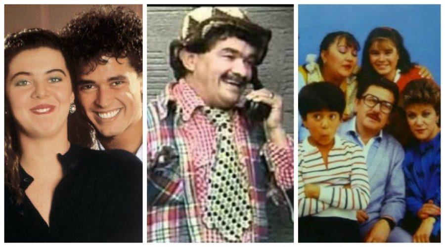 Lo mejor de la televisión en la década de los 80, ¡recordando estas series y novelas!
