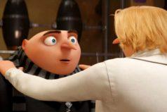 ¡Gru conoce a Dru, su hermano gemelo en 'Mi villano favorito 3'!