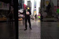 ¡Espectacular! Juan Carlos Osorio se robó el show en Nueva York con su '21'. ¡Qué grande el técnico colombiano!