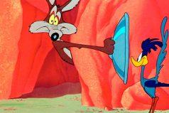 ¿Recuerdas a el Correcaminos y el Coyote? El vídeo que jamás viste de esta loca pareja