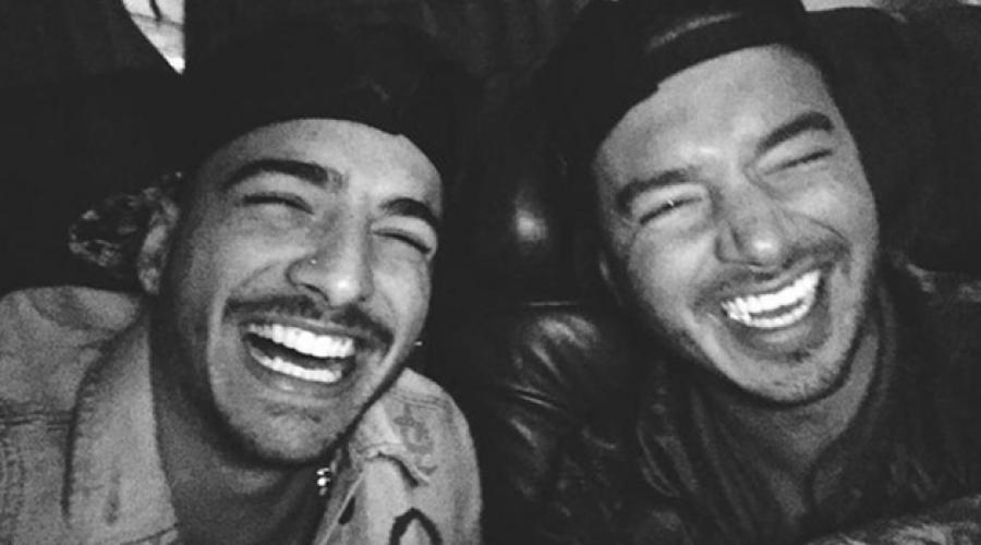 ¿Hay motivos para que Maluma y J. Balvin se odien?