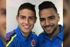 Falcao buscará ser el tercer colombiano en ganar la Copa de la Liga