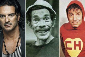 ¿Sabías que hay algo que une al Chapulín, a Don Ramón y a Ricardo Arjona? ¡Quedarás con la boca abierta!