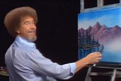 ¿Recuerdas a Bob Ross? ¡Mira cómo puedes ver todas sus obras!