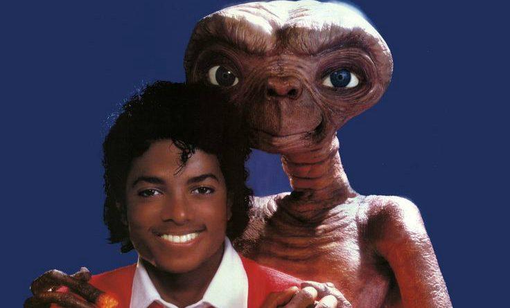Lo que no sabías del amor de Michael Jackson por E. T el extraterrestre