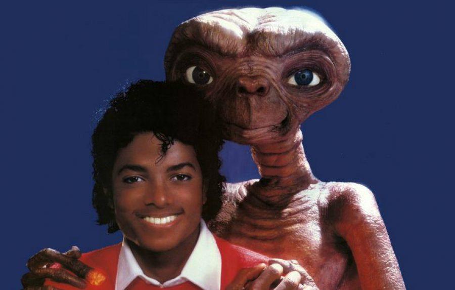 Lo que no sabías del amor de Michael Jackson por E.T el extraterrestre