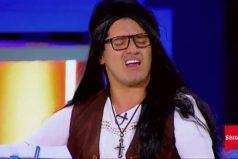 ¿Conoces a 'Andrés Echeverri', el nuevo personaje de Hassam? Ahora le apuesta a la música protesta… ¡Jajaja!