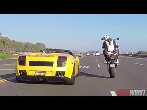 HUMILLANDO-a-un-Lamborghini