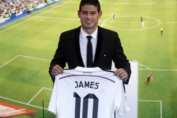 Españoles piden quitarle el 10 a James, ¡esto me enoja muuuucho!