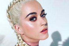 Katy Perry luce un nuevo look y se transforma en una Kardashian